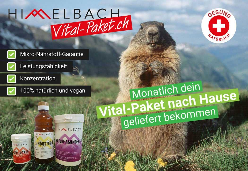Himmelbach Vital-Paket mit Mikronährstoffen